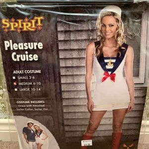 Women Sailor Halloween costume